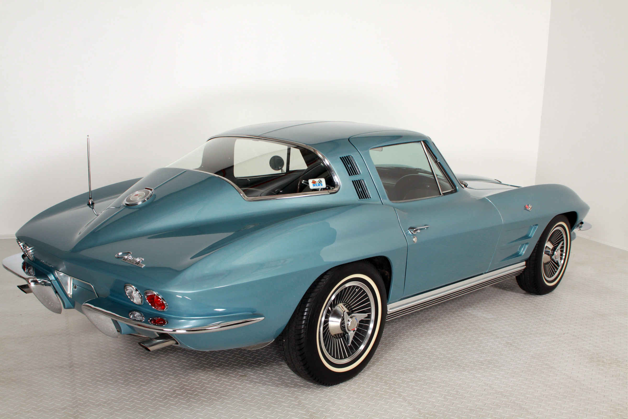 Chevrolet - Corvette C2 String Ray Coupe -Frame Off -Matching