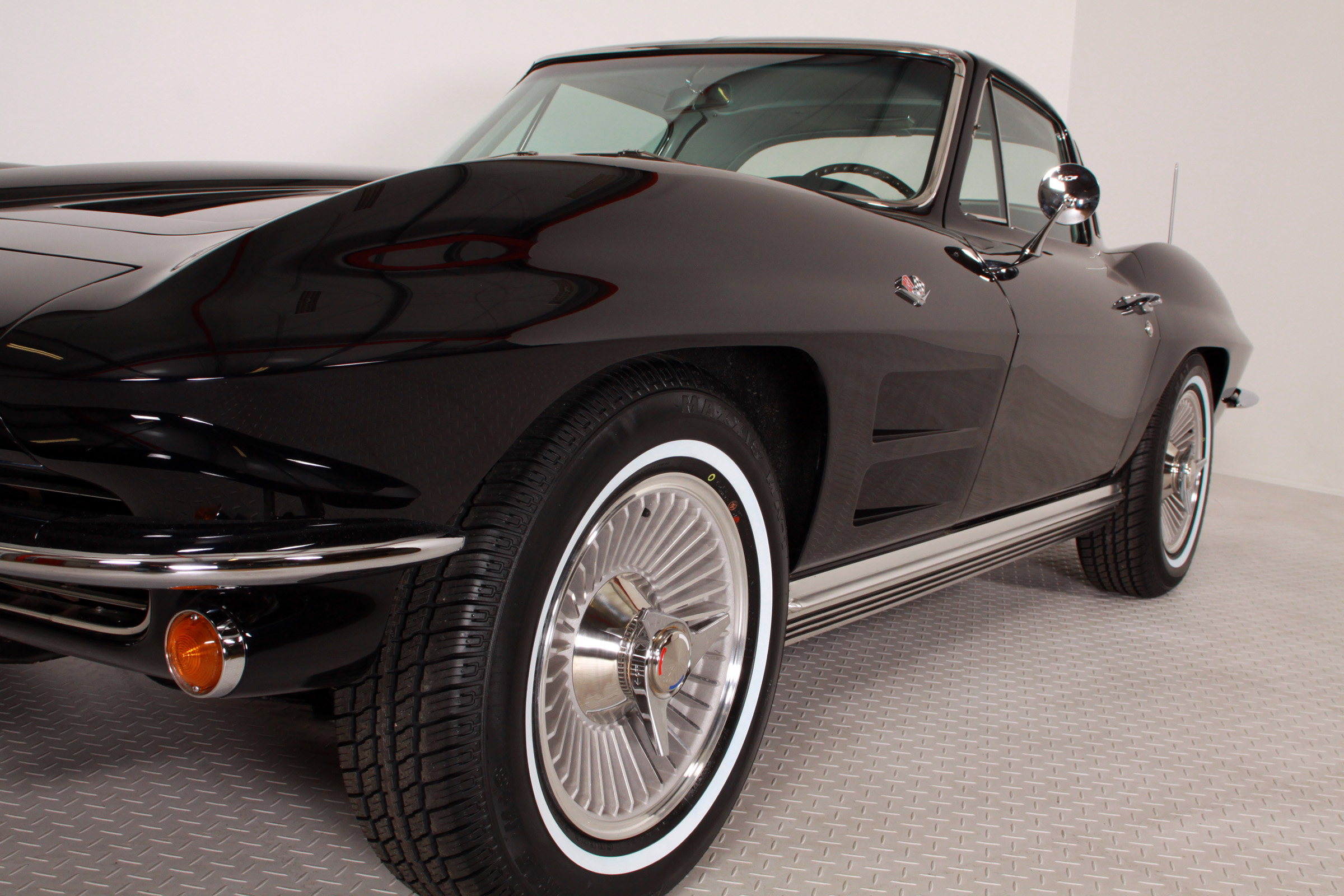 Chevrolet - Corvette C2 Sting Ray C2 Coupe -Matching# -365Hp